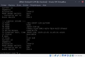 JBNet Debian8 LVM - lvdisplay final