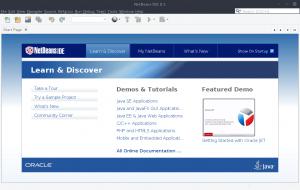 NetBeans IDE 8.1