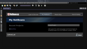 NetBeans IDE 8.1 - Praxis Live Look