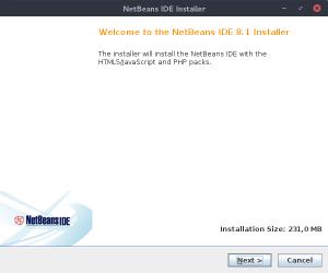NetBeans IDE Installer
