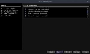 NetBeans - Framework