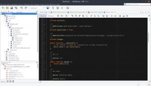 NetBeans IDE 8.1 - Arc-Darker