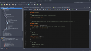 NetBeans IDE 8.1 - Arc-Dark